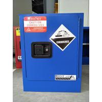 4 GAL Vented Chemical Storage Cabinets With PP Shelves For Corrosive / Acids Manufactures