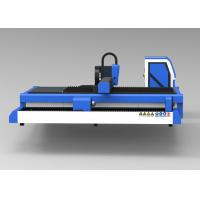 Automatic Sheet Metal Laser Cutting Machine , Industrial Laser Cutter For Metal Manufactures