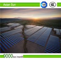 100MW solar pv park mounting structure Manufactures