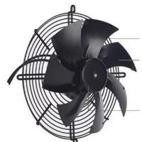 High Speed EC Axial Fan / Squirrel Cage Blower Fan For Cooling CE Certified Manufactures