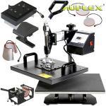 Multifunction high quality mug plate cap t-shirt heat printing machine on sale Manufactures