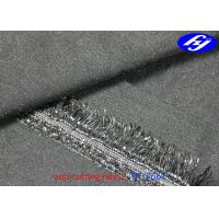 Plain Woven Cut Resistant Fabric / HPPE Composite Yarn With Cut Level 5 Manufactures