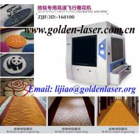 Auto Feeding Roll Carpet Engraving Laser Equipment Manufactures