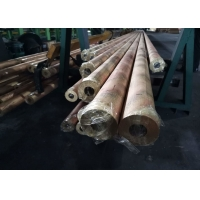 ASTM C24000 Common Brass Seamless Tubes With Great Strength Customized Manufactures