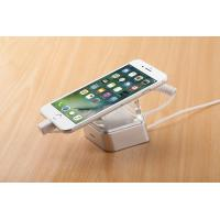 COMER smart phone alarming display plastic stands with charging cable Manufactures
