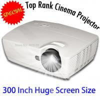 3500 ANSI Lumens HDMI Projector With VGA PC In Out 1024x768Pixels Big Screen Projetor Manufactures