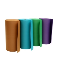 Physical Cross Linked Thickness 100mm Insulation Pe Sheet Manufactures