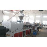 Kitchen Skinning WPC Foam Board Machine With Transferring Machine Manufactures