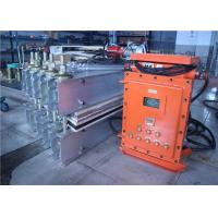 China Explosion Proof Used Conveyor Belt Vulcanizer For Belt Splicing 1000 Mm on sale