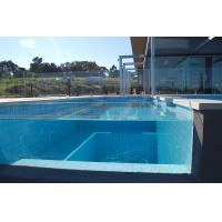 Light Green Diy Frameless Glass Pool Fence 15 mm For Swimming Manufactures