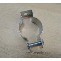 Pipe Support Galvanized BS4568 GI Conduit Hanger For Electrical Contrustion Manufactures