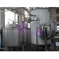 China Milk / Juice Instantaneous Sterilizer Ultra High Temperature Sterilization Machine on sale