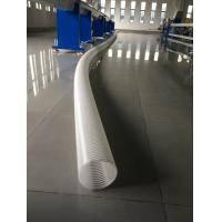 Buy cheap PVC Spiral Hose Extrusion Machine, CE Certificated ( Diameter 25-200mm) from wholesalers