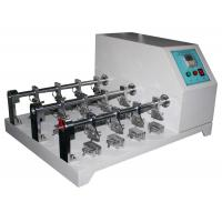 Stainless Steel Automatic Bally Flexometer in Leather Physical Testing Equipment Manufactures