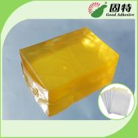 Synthetic polymer resin Medical Dressing Tape Pressure Sensitive Hot Melt Glue Yellow Transparent Color Manufactures