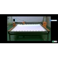 Buy cheap Single Needle Mattress Quilting Machine , Needle Speed 2800 / Min from wholesalers