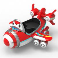 Buy cheap Amusement Park Airplane Rides Equipment Remote Control Airplane Kids Toys from wholesalers