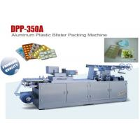 DPP-350A large Automatic Blister Packing Machine For Capsule / Tablet / Pill