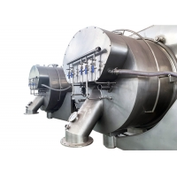 Screw Conveyor Peeler Centrifuge Starch Separator For Cassava Starch Dewatering Thailand Manufactures