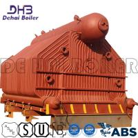 China Gas Fired Package Boiler Systems For Dyeing Thermal Wear Textile Industry on sale
