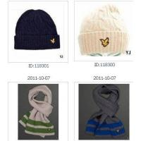 Lyle &Scott Heritage Gloves Beanie Hat Scarf NEW