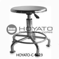 Firm Durable Stainless Steel Clean Room Furniture Anti Static Chair For School Manufactures