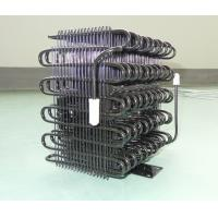 Longlife Wire On Tube Condenser For Fridge Freezer Refrigeration Cooling Manufactures