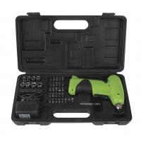 40pcs 3.6V Battery Powered Tool Electric Cordless Screwdriver Set for Household / Industrial Manufactures