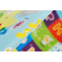 Large Foam Baby Play Mat Wear Resistant , Non Toxic Foam Play Mat Safety Manufactures