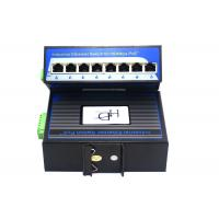 10/100Mbps Unmanaged Poe Switch , 8 Port Ethernet Switch 8.8Gbps Capacity Manufactures