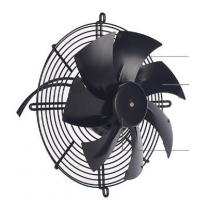 Explosion Proof EC Tube Axial Exhaust Fan With Brushless DC External Rotor Motor Manufactures
