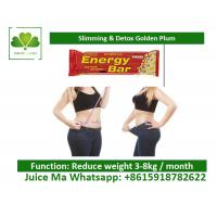 Cheap Slimming Fast Natural Weight Loss Protein Bars Healthy Snack Foods OEM / ODE for sale