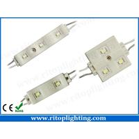 Back-lit 5730 injection LED module with PC cover Manufactures