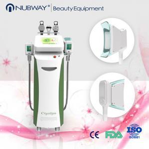 China 2015 Gold Supplier Nubway Body slimming cryolipolysis machine on sale