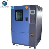 Air cooling environmental simulation industrial stability test constant climate cabinet Manufactures