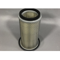 Buy cheap Replacement Komatsu Engine Excavator Air Filter Cylindrical Cartridge Long from wholesalers