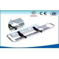China Medical Hospital Ambulance Stretcher , Aluminum Scoop Stretcher on sale