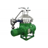 Automatic Discharge Vegetable Oil Separator / Disc Stack Centrifuges Manufactures