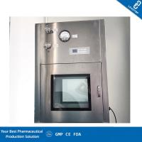 CE Standard Clean Room Equipment Pass Box Embedded Ultraviolet Germicidal Lamp Manufactures