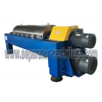 Widely Used Horizontal Solid Bowl 3 Phase Centrifuge with Automatic Operation Manufactures