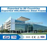 China light guage metal framing and Steel Frame Structure long-span to Niamey market on sale
