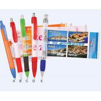 Advertising pen with customized flag Manufactures