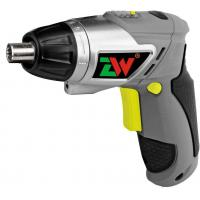 Portable Electrical Cordless Precision 3.6v / 4.8v Screwdriver with Li-ion Battery 1.3Ah Manufactures