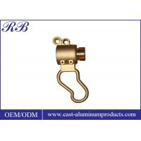 Small Size Precision Copper Alloy Casting Lightweight With OEM Service Manufactures