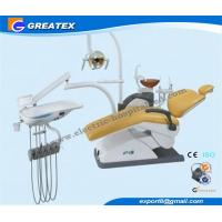 Comfortable Dental Chair Unit with Seamless PU seat , dental clinic equipment Manufactures