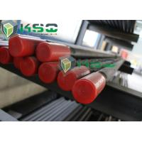 3050mm 3660mm Length Rock Drilling Tools Fully Carburized Extension Drill Rod Manufactures