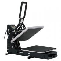 Buy cheap 2014 hot sale slide out design heat press machine for t-shirt printing from wholesalers