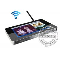 China 18.5 Inch Wifi Digital Signage , Wall Mount Network Digital Signage on sale