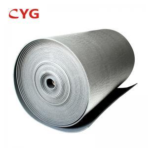 Closed Cell Fire Retardant Insulation Foam , XPE Sheet Foam Insulation Board Manufactures