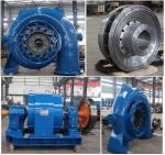 1000kW  Francis Hydro Turbine Pelton Hydro Turbine 1000r / min 1.41m³/s Manufactures